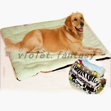 Super Soft Dog Cat Pet Warm Comfortable Bed Cushion Kennel For Cold Winter New