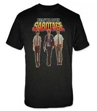 Officially licensed Beastie Boys Sabotage Slim Fit T-Shirt