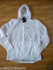 New with tag Nike Men's Hurricane full zip Jacket WHITE 604367-100