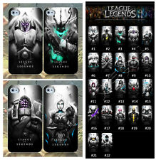 Whole Sale LOL Mobile Protecter Cases Covers Shell League of Legends iPhone 6