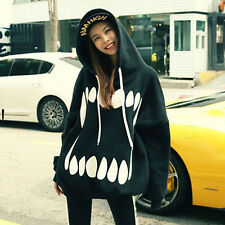 Women Fashion Hooded Oversized Tops Pregnant Casual Sweatshirt Hoodie Hoody R