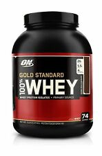 OPTIMUM NUTRITION GOLD STANDARD 100% WHEY Whey Protein (Free Samples Included)