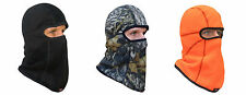 BALACLAVA DELUXE FACE MASK HOOD MILITARY TACTICAL NECK GAITER HEAT FACTORY WARM