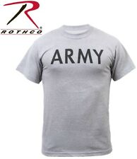 ARMY Military Short Sleeve Physical Training Sport T-Shirt 6080