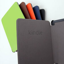 Smart Case Cover Stand for Amazon Kindle Voyage PU Leather 2014