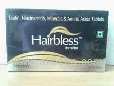 Hairbless Capsules Dietary Supplement For Hair Loss Prevention Stop Hair Fall