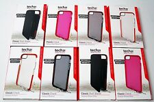 New OEM Tech 21 Impactology Classic cases for iPhone 5/5S, 6 & 6 Plus