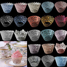 DIY Butterfly Muffin Cup cake Wrapper Case Birthday Wedding  Liner Decorating