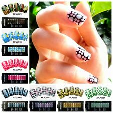 Nail Wraps Art  Stickers DIY Decoration Self Adhesive Polish Foil Decals Tips