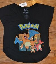 Pokemon Charizard Character Oversized Dolman Top T-Shirt Officially Licensed