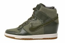 Nike Wmns Dunk Sky Hi Essential Womens Casual Shoes 644877-301