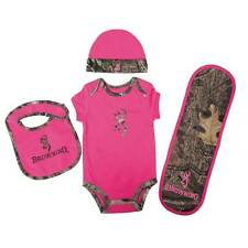 Browning Buckmark Baby/Infant Mossy Oak Breakup Infinity Camo Outfit Set BRB0001