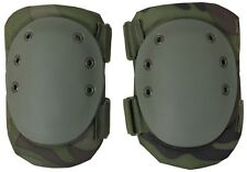 WOODLAND CAMO Rothco Military & Swat Tactical Protective Gear Knee Pads 11058