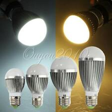 1x/3x,Dimmable Ultra Bright E27 3W/5W/6W/7W High Power LED Light Bulb Lamp 110V