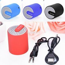 Portable Rechargeable Bluetooth Wireless Mini Stereo Speaker Tablet MP3 8HOT