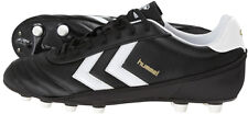 Hummel Old School DK K Leather Firm Ground Football Boots