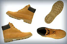 Kids Juniors 6 Inch CLASSIC WATERPROOF Premium boots 10960 Wheat Suede