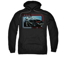 KNIGHT RIDER KITT Licensed Pullover Hooded Sweatshirt Hoodie SM-3XL