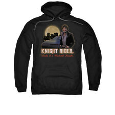 KNIGHT RIDER FULL MOON Licensed Pullover Hooded Sweatshirt Hoodie SM-3XL
