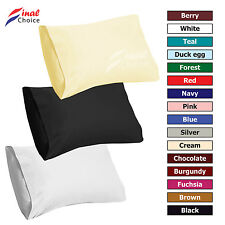 Pillow Cases Duvet Quilt Cover Protector Lot More Fitted Flat Valance Bed Sheets