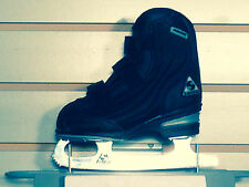 BRAND NEW JACKSON SOFTEC TRI-GRIP JR FIGURE SKATES BLACK