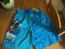 Boys Swimming Trunks Board Shorts Skylanders 5-6 or 9-10 years  BNWT FAST POST