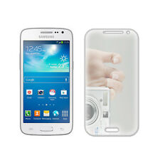 Mirror LCD Screen Protector for T-Mobile Samsung Galaxy Avant Core LTE SM-G386