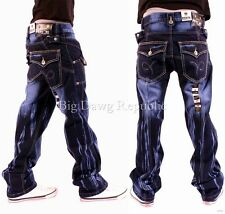 "Peviani Mens Boys Jeans ""True Super Star Ricky"" Religion Money Time Is R G Nappy"