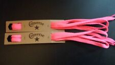 """CONVERSE """"OWNED BY NIKE """" 45"""" SHOELACES/ BRIGHT NEON COLORS"""
