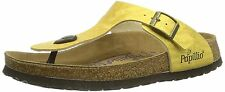 Papillio Birko-Flor Gizeh SOFT FOOTBED $159rrp Oyster Gold BNWT ***CLEARANCE***