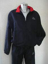 LONSDALE LONDON BLACK TRACKSUIT BAXTER Size Small  Large XX Large