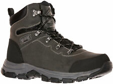 Magnum Austin Mid ST WP Steel Toe Waterproof Safety Work Boots Charcoal 5550