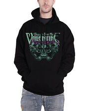 Bullet For My Valentine Crown of Roses Official Mens New Black Pullover Hoodie