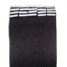 Best Quality AAA 18'' German Tape-In 100% Premier Remy Human Hair Extensions UK