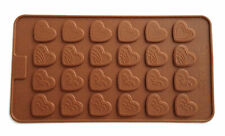 Mini Heart Love Chocolate Silicone Mold Cupcake Design Baking Candy