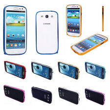 Aluminum Metal Steel Hard Skin Case Cover Bumper For Samsung Galaxy S3 SIII 4G