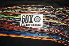 60X Custom Strings String and Cable Set for 2005 Bowtech Justice VFT Bow