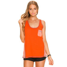 Roxy Rise And Shine Singlet  in Red