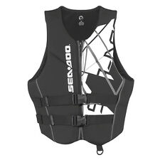 Sea Doo Freedom Men's Life Jacket Boat PWC Jet Ski Swimming Swim Vest PFD