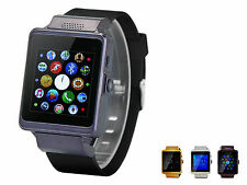 Bluetooth Fitness Wrist Smartwatch Phone Bracelet For Android Samsung Smartphone