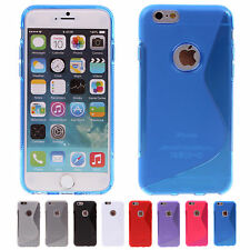 "New Shockproof CHEAP SALE TPU Phone Protector Case Cover For Apple 4.7"" iPhone 6"