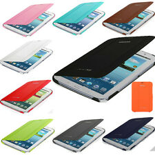 CASE BOOK COVER For Samsung Galaxy Tab 3 7.0 LITE T110 +Protector Film +Stylus