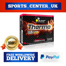 Thermo Stim 60/120/180 Capsules Thermogenic Weight Loss Slimming Pills Sinetrol
