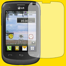 Clear LCD Screen Guard Protector Film for LG L305C (Tracfone)