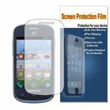 For Samsung Galaxy Centura S738C Straight Talk Clear LCD Screen Protector Guard