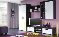 Modern Cabinet  TV  Stand Lowboard Entertainment   unit Plasma stand