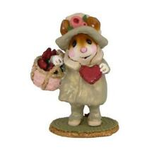 Wee Forest Folk Miniature Figurine M-318 - Have a Heart