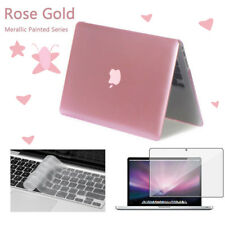 Tifanyblue Rubberized Hard Laptop Sleeve Case Cover for MacBook Air Pro 11/13/15