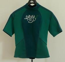 ROXY Green Wetsuit Jacket Shortsleeve Hyperstretch Syncro NWT 14