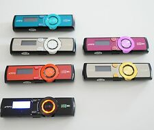 "32GB Sports Mp3 Player 1.2"" LCD Screen Music, FM Radio, Recorder USB Flash Drive"